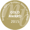 House of the Year 2015 Gold Award